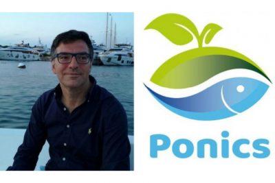 Simone Caporale, CEO di Ponics: la startup, la tradizione e il futuro green